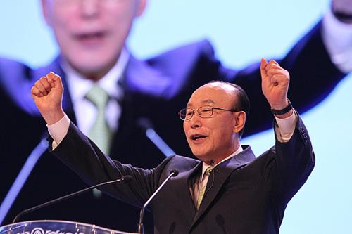 Дэвид Йонги Чо