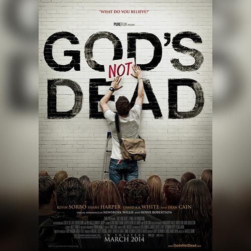 Фильм God's Not Dead (Бог не умер)
