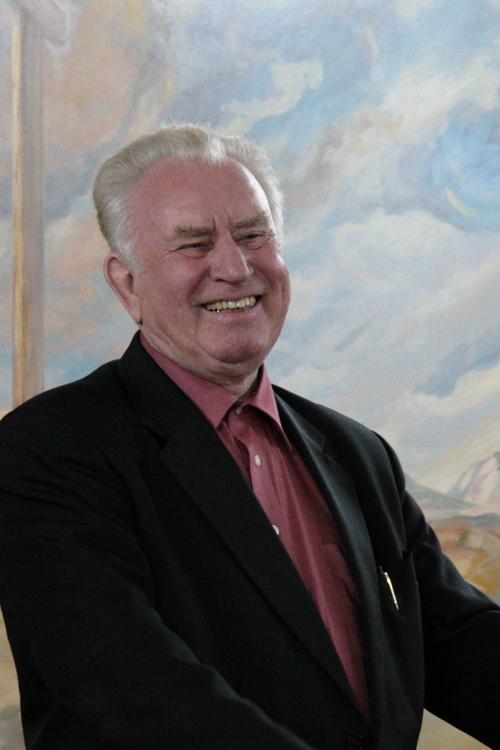 Иван Федотов: «История моей жизни – это песня о Христе»