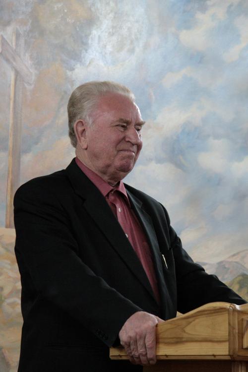 Иван Федотов: «История моей жизни – это песня о Христе